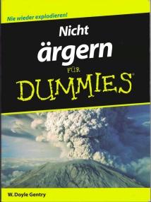 2008_Gentry_Nicht ärgern für Dummies_Umschlag vorne