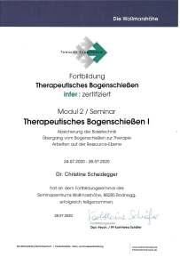 Therapeutisches